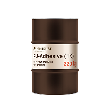 Himtrust PU-Adhesive for rubber products cold pressing (1K)